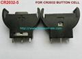 鈕扣電池座(CR2032-5)