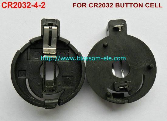 钮扣电池座(CR2032-4-2) 1