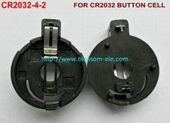鈕扣電池座(CR2032-4-2)