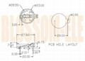 鈕扣電池座(CR2032-4-2) 2