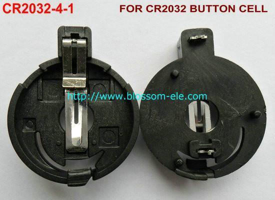 钮扣电池座(CR2032-4-1) 1