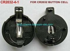 鈕扣電池座(CR2032-4-1)