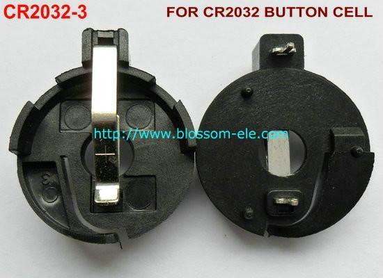 钮扣电池座(CR2032-3) 1