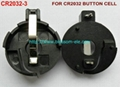 鈕扣電池座(CR2032-3)