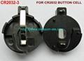 COIN CELL HOLDER(CR2032-3)