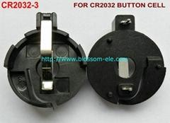 钮扣电池座(CR2032-3)