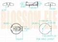 鈕扣電池座(CR2450) 2