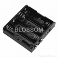 七号/AAA型电池盒
