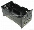 """8 """"D"""" Battery Holder(BH182)"""