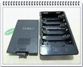 六节五号翻盖电池盒 4