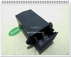 9-Volt Battery Compartment For Acoustic