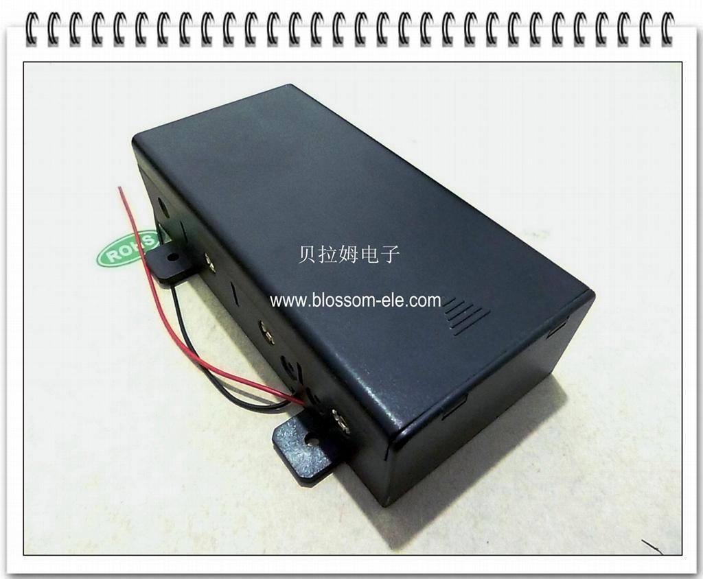 四節一號帶蓋安全電池盒 1