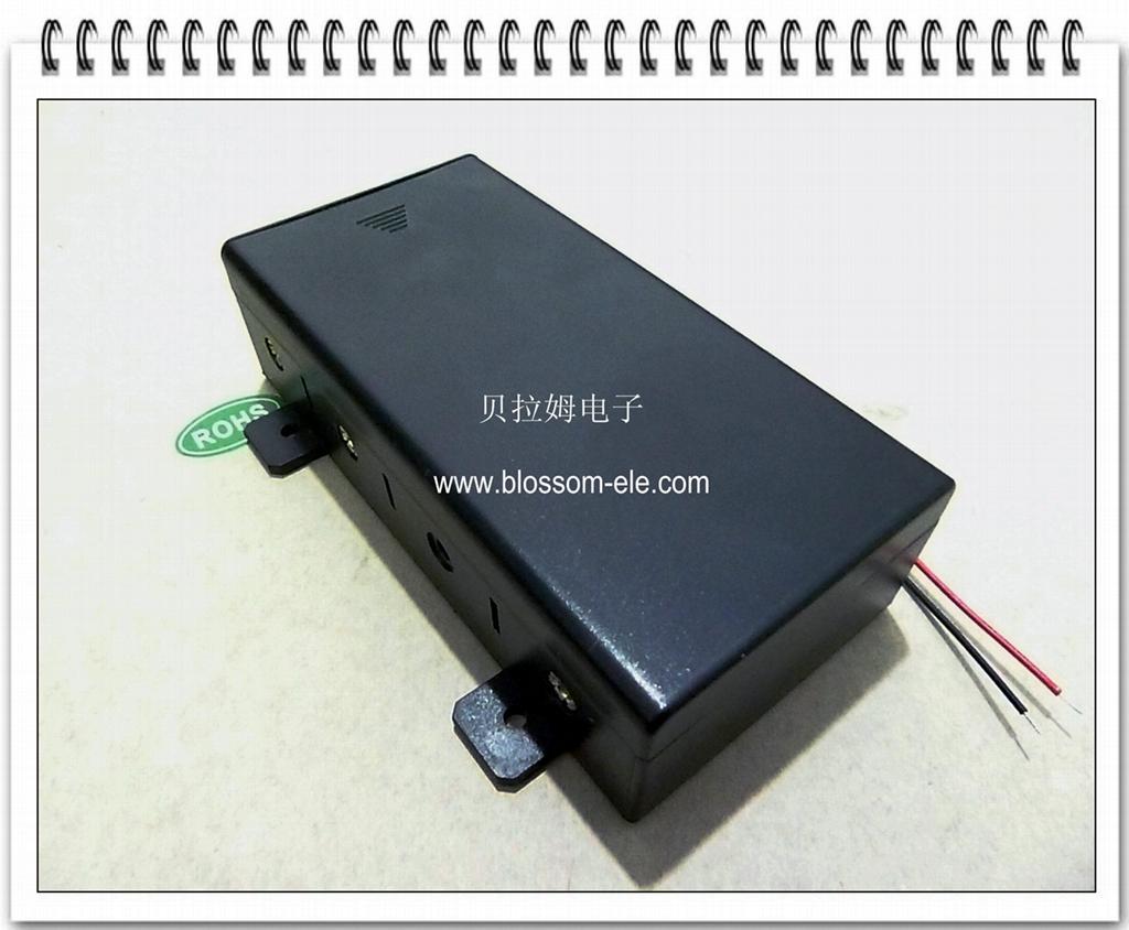四節一號帶蓋安全電池盒 2