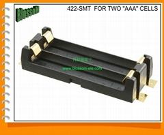 七号两节电池座  SMT贴片安