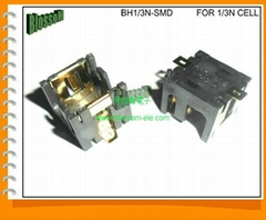 1/3N BATTERY HOLDER WITH SMT or THM