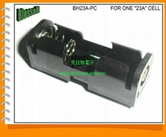 23A BATTERY HOLDER WITH PC PINS
