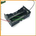 18650 Battery Holder for Li-ion 2X18650 Battery  3