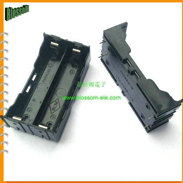 18650鋰電池電池座(雙節並聯) 2