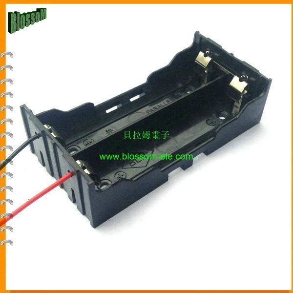 18650 Battery Holder for Li-ion 2X18650 Battery  4