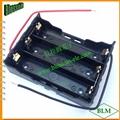 18650鋰電池電池座(三節並聯) 4