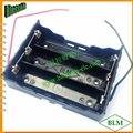18650 Battery Holder Lithium 3X18650 Cells 3