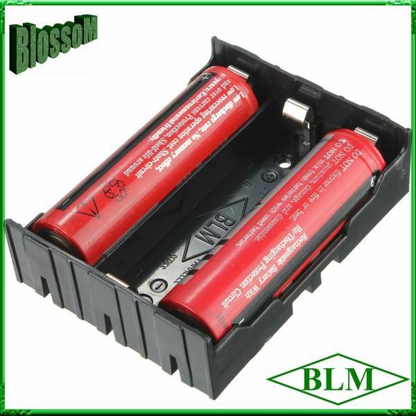 18650鋰電池電池座(三節並聯) 2