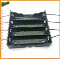 Battery Holder for Li-ion 4X18650 Size Battery