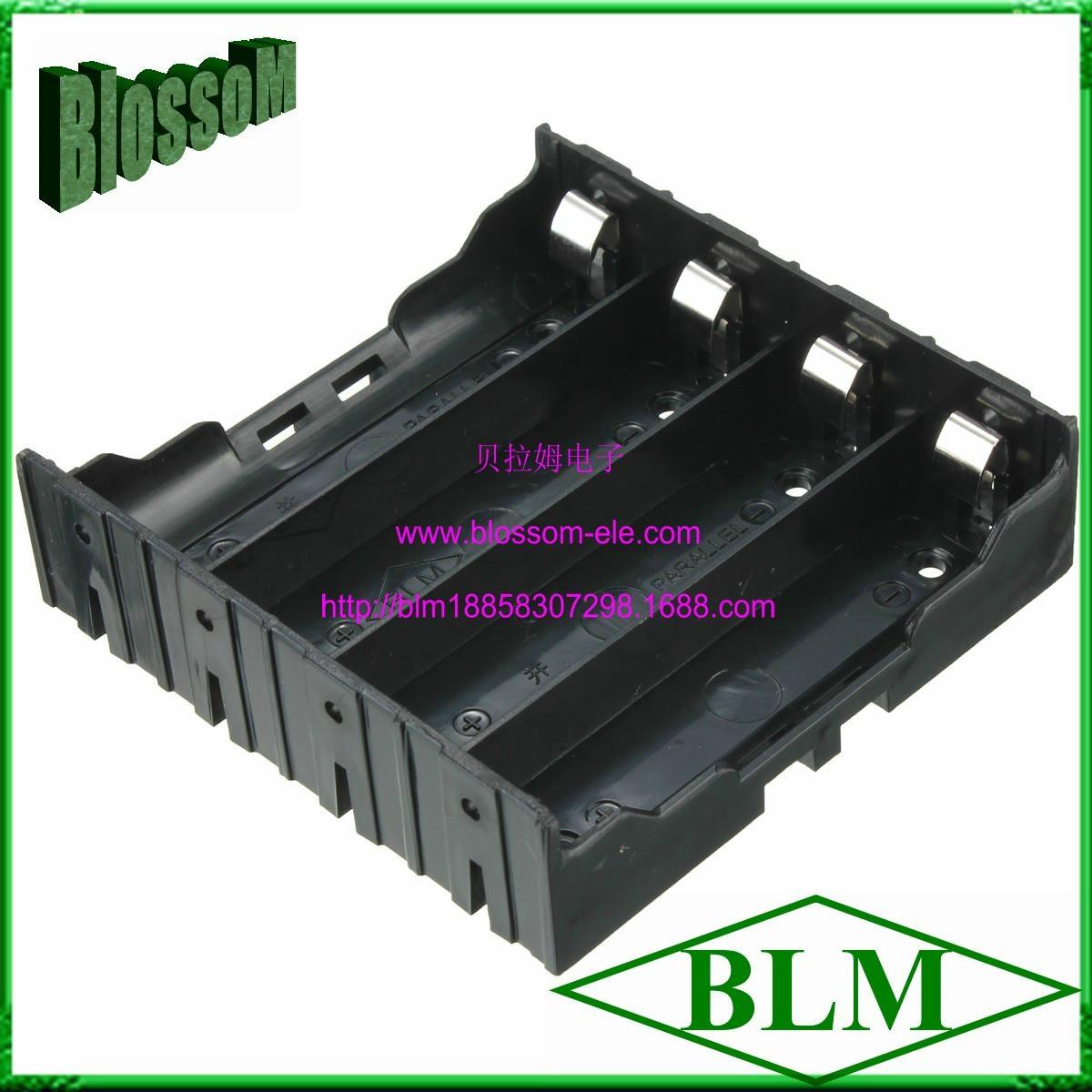 Battery Holder for Li-ion 4X18650 Size Battery  2