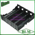 18650鋰電池電池座(四節並聯) 2