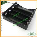 Battery Holder for Li-ion 4X18650 Size Battery  6