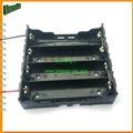 Battery Holder for Li-ion 4X18650 Size Battery  4