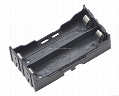 18650鋰電池電池座(雙節並聯)
