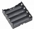 18650鋰電池電池座(四節並聯) 1