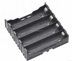 18650鋰電池電池座(四節並聯)