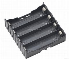 Battery Holder for Li-ion 4X18650 Size Battery  (Hot Product - 1*)