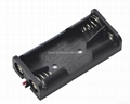 Two AAA Cell Battery Holder(BH421-1)