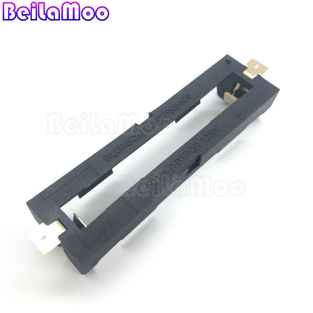貼片式18650鋰電池盒單節 5