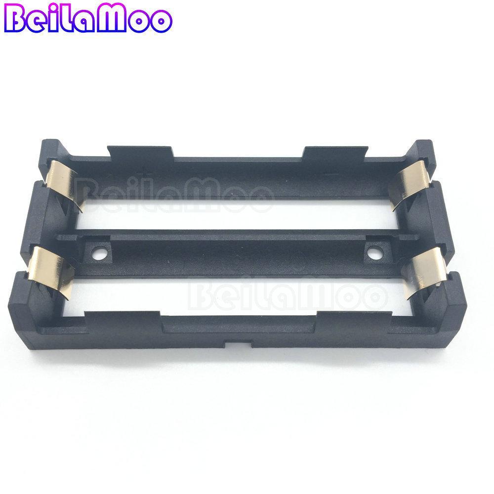 贴片式18650锂电池盒双节 5