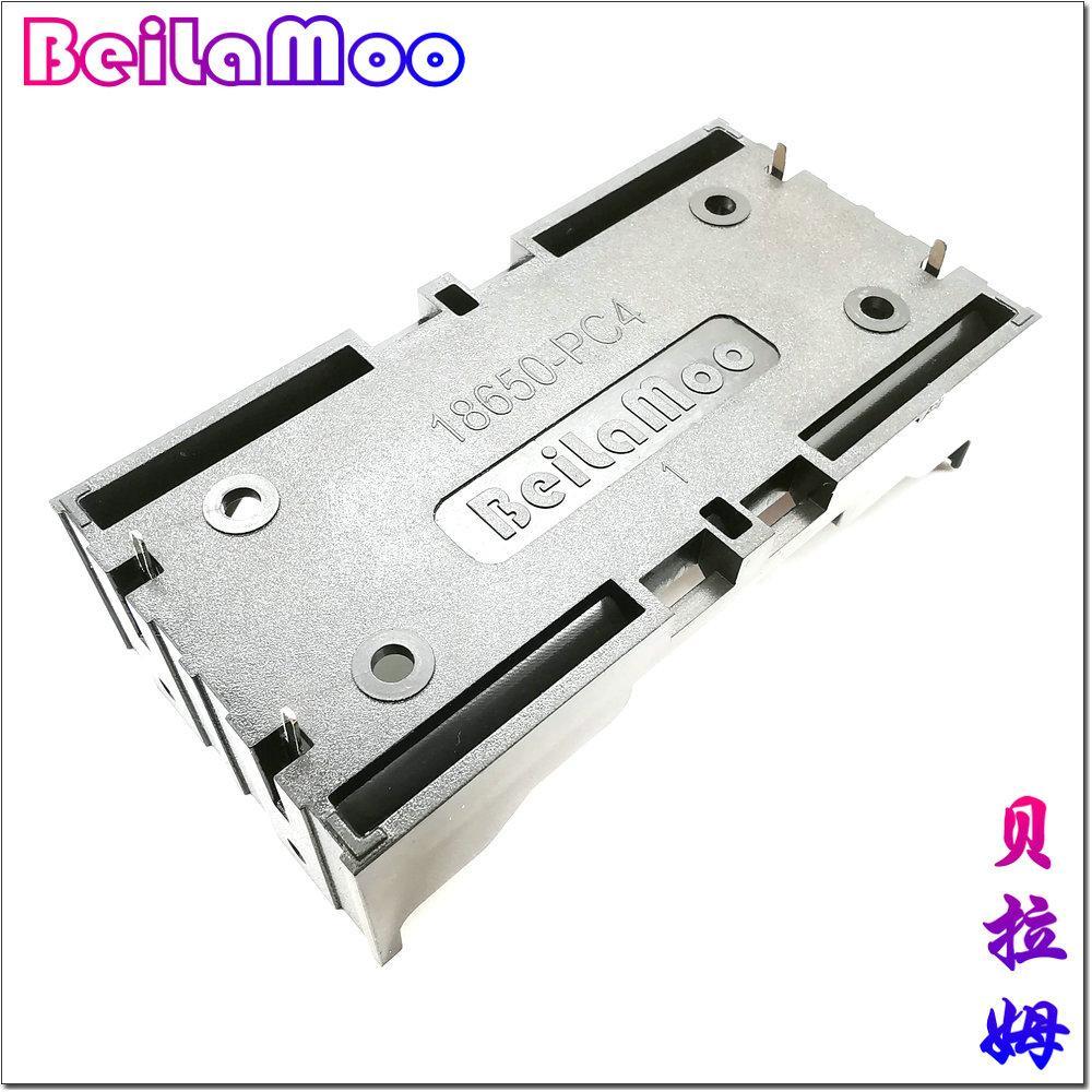18650锂电池电池座(双节) 2