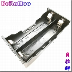 18650鋰電池電池座(雙節)