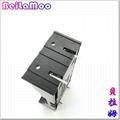 18650锂电池电池座(双节) 5