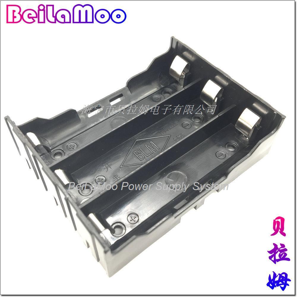 18650锂电池电池座(三节) 1