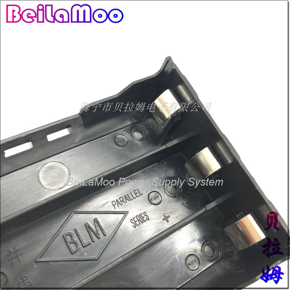 PC PINS Battery Holder 18650X3 Cells 4