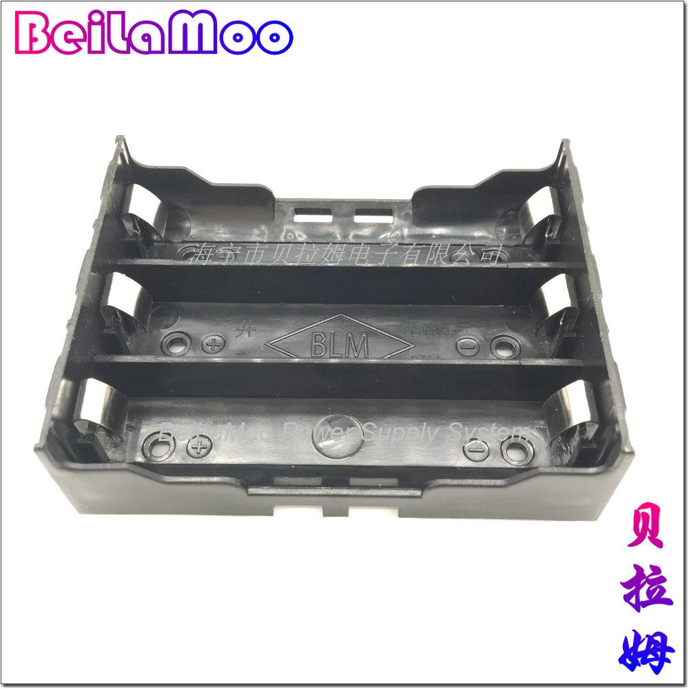 PC PINS Battery Holder 18650X3 Cells 5