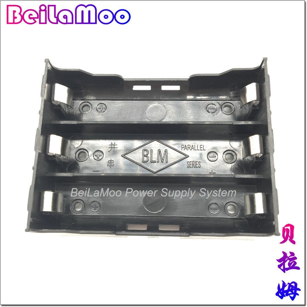 18650锂电池电池座(三节) 7