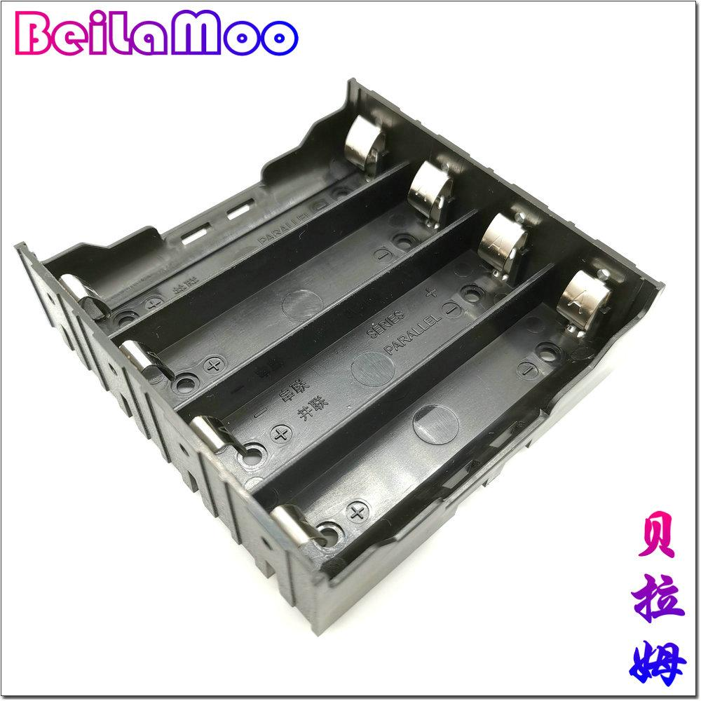 PC PINS Battery Holder 18650X4 Cells  1