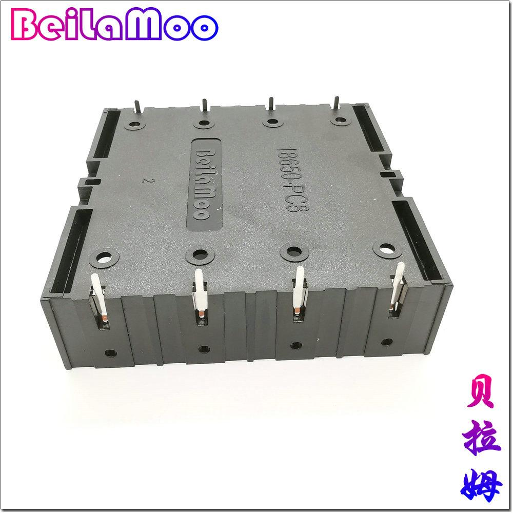 PC PINS Battery Holder 18650X4 Cells  3
