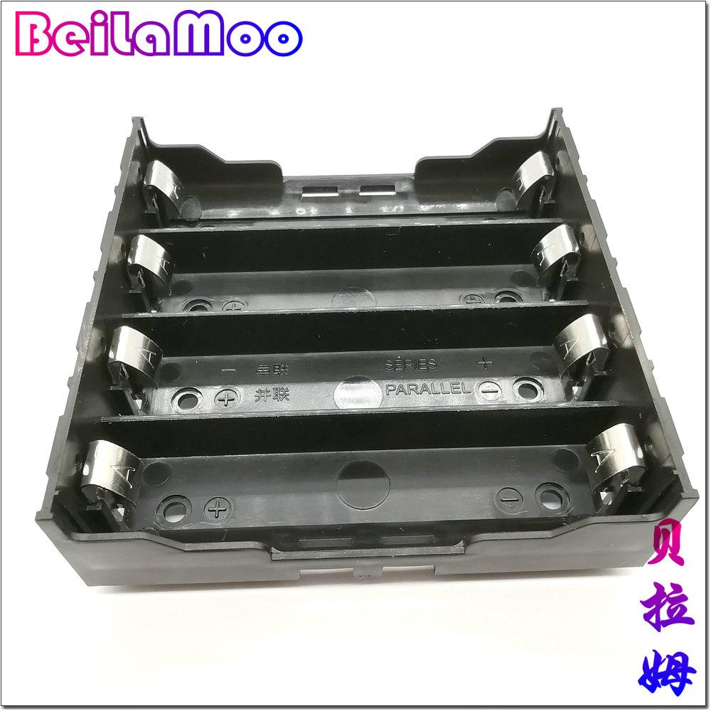 PC PINS Battery Holder 18650X4 Cells  4