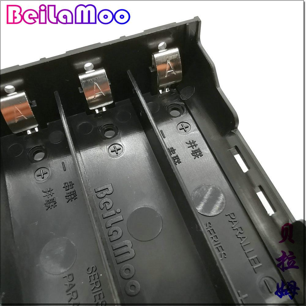 PC PINS Battery Holder 18650X4 Cells  5