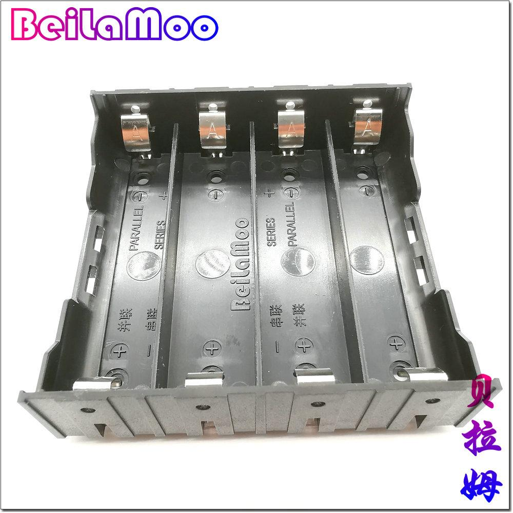 PC PINS Battery Holder 18650X4 Cells  7